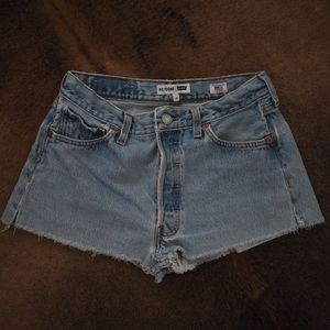 RE/DONE LEVIS | THE SHORT